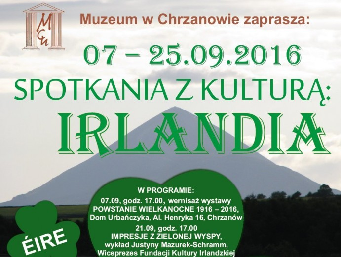 Meeting with Irish Culture in Chrzanów