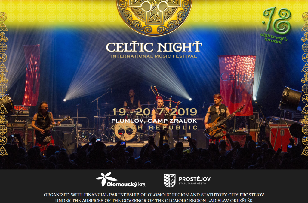 Keltska Noc in Plumlov 2019